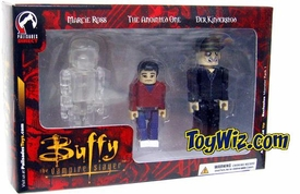 Palisades Toys Buffy the Vampire Slayer PALz Exclusive Monster Pack #1   [Marcie Ross, The Anointed One & Der Kinderstod]