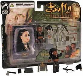 Palisades Toys Buffy the Vampire Slayer Series 2 PALz Kendra
