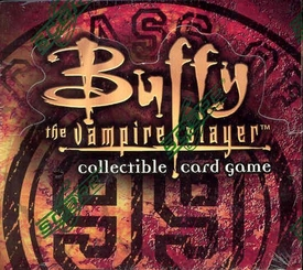 Buffy the Vampire Slayer Card Game Class of '99 Booster Box BLOWOUT SALE!