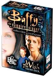 Buffy the Vampire Slayer Card Game Class of '99 Theme Deck Buffy