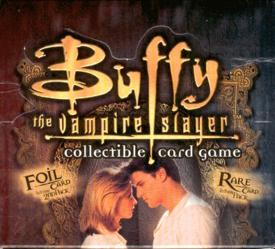 Buffy the Vampire Slayer Card Game Angel's Curse Booster Box