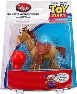 Disney / Pixar Toy Story Exclusive Action Figure Bullseye [Build-a-Figure Chuckles]