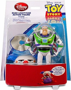 Disney / Pixar Toy Story Exclusive Action Figure Buzz Lightyear [Build-a-Figure Chuckles]