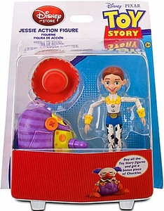 Disney / Pixar Toy Story Exclusive Action Figure Jessie [Build-a-Figure Chuckles]