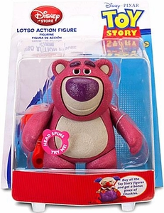 Disney / Pixar Toy Story Exclusive Action Figure Lotso [Build-a-Figure Chuckles]