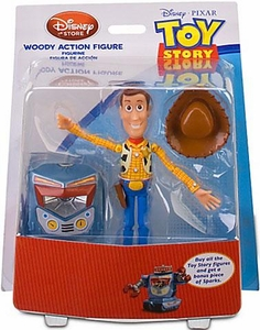 Disney / Pixar Toy Story Exclusive Action Figure Woody [Build-a-Figure Sparks]