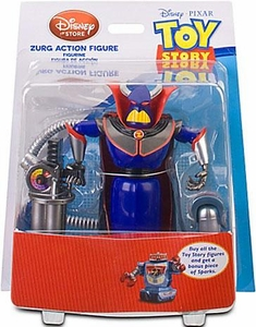 Disney / Pixar Toy Story Exclusive Action Figure Zurg [Build-a-Figure Sparks]
