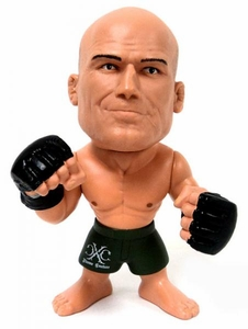 Round 5 UFC Titans Limited Edition Vinyl Action Figure Randy Couture [Green Shorts] Only 400 Made!