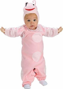 The Backyardigans Rubie's Costume #885397 Uniqua Romper (Size Infant)