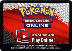 Pokemon Emerging Powers Promo Code Card for Pokemon TCG Online
