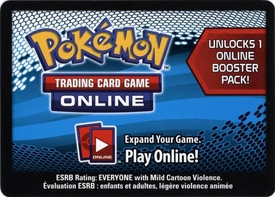 Pokemon Noble Victories Promo Code Card for Pokemon TCG Online