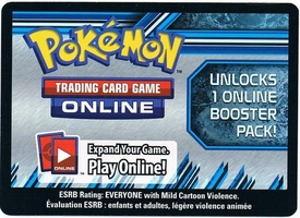 Pokemon Plasma Storm Promo Code Card for Pokemon TCG Online