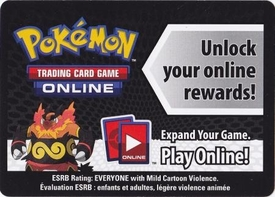 Pokemon Emboar Tin Promo Code Card for Pokemon TCG Online