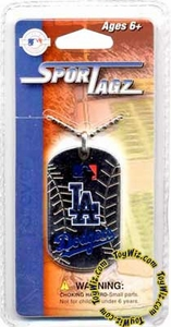 Dog Tags SportTagz Baseball MLB Los Angeles Dodgers
