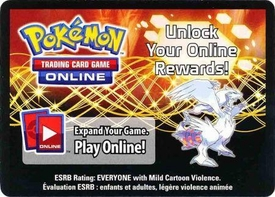 Pokemon Reshiram Tin Promo Code Card for Pokemon TCG Online