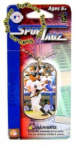 Dog Tags SportTagz Baseball MLB New York Yankees Derek Jeter
