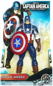 Captain America Movie Hero Deluxe Action Figure Captain America