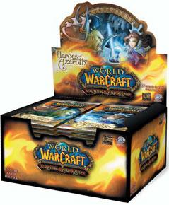 World of Warcraft Heroes of Azeroth Booster BOX [24 Packs]