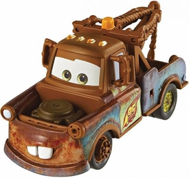 Race Team Mater LOOSE Disney / Pixar CARS 2 Movie 1:55 Die Cast Car