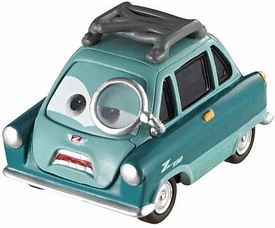 Professor Z LOOSE Disney / Pixar CARS 2 Movie 1:55 Die Cast Car