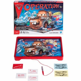Disney / Pixar CARS 2 Movie Operation Mater