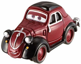 Uncle Topolino LOOSE Disney / Pixar CARS 2 Movie 1:55 Die Cast Car