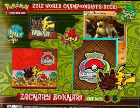 Pokemon 2012 World Championship Zachary Bokhari CMT Deck