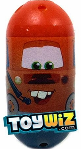 Disney / Pixar CARS 2 Mighty Beanz Single Figure #18 Mater