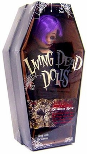 Mezco Toyz Living Dead Dolls Urban Legends Series 17 Spider Bite