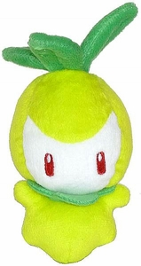 Pokemon ShoPro 3 Inch Mini Plush Keychain Petilil