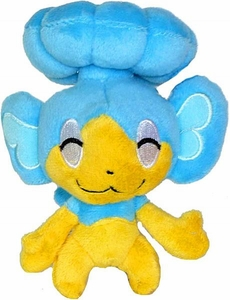 Pokemon ShoPro 3 Inch Mini Plush Keychain Panpour