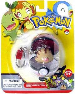 Pokemon Diamond & Pearl Series 21 Keychain Swinub