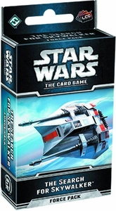 Star Wars: Search For Skywalker LCG Living Card Game Force Pack