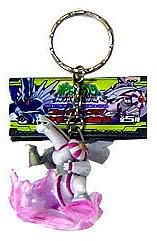 Pokemon Japanese Diamond & Pearl Keychain Palkia