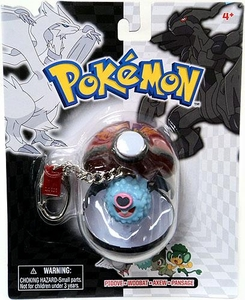 Pokemon Black & White Series 24 Keychain Woobat