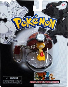 Pokemon Black & White Series 25 Keychain Scraggy