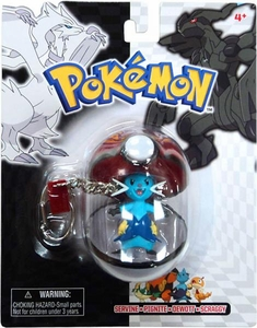 Pokemon Black & White Series 25 Keychain Dewott