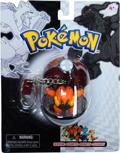 Pokemon Black & White Series 25 Keychain Pignite