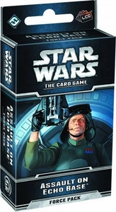 Star Wars: Assault on Echo Base LCG Living Card Game Force Pack