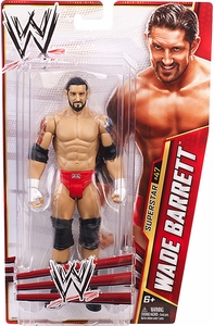 Mattel WWE Wrestling Basic Series 31 Action Figure #47 Wade Barrett