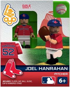 OYO Baseball MLB Generation 2 Building Brick Minifigure Joel Hanrahan [Boston Red Sox]