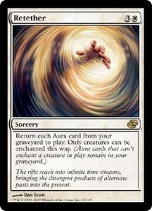 Magic the Gathering Planar Chaos Single Card Rare #13 Retether