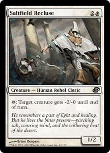 Magic the Gathering Planar Chaos Single Card Common #16 Saltfield Recluse
