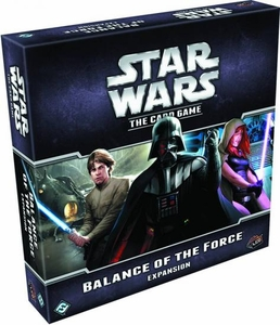 Star Wars Lcg  Living Card Game Balance of The Force Expansion Pack Pre-Order ships April