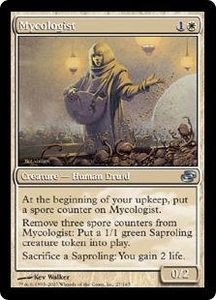 Magic the Gathering Planar Chaos Single Card Uncommon #27 Mycologist