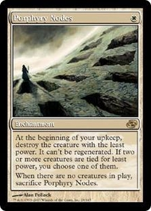 Magic the Gathering Planar Chaos Single Card Rare #28 Porphyry Nodes