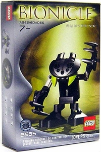 LEGO Bionicle Set #8555 Nuhvok Va [Gray]