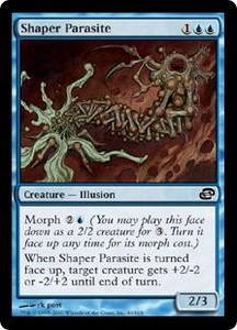 Magic the Gathering Planar Chaos Single Card Common #46 Shaper Parasite
