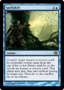 Magic the Gathering Planar Chaos Single Card Rare #47 Spellshift