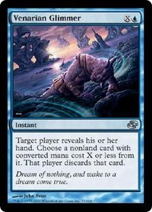 Magic the Gathering Planar Chaos Single Card Uncommon #52 Venarian Glimmer